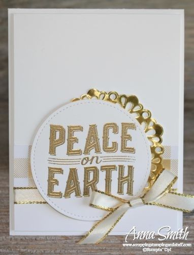 42 best StampinUp - 2017-2018 Holiday Catti images on Pinterest