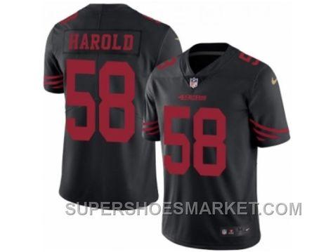 95e4aa9b purchase nike mens eli harold game white road jersey detroit lions ...