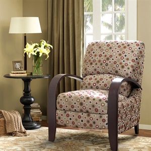 Archdale Bent Arm Recliner