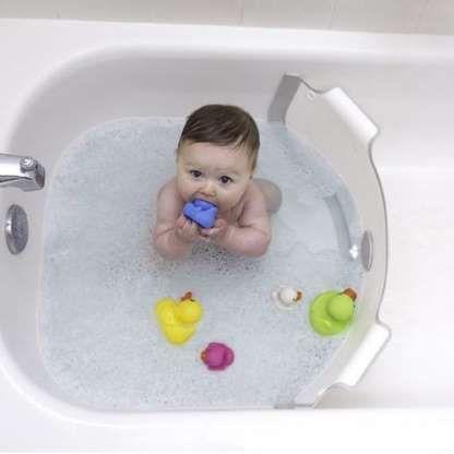 Babydam Bathtub Divider Hearst Communications Inc Baby Bath
