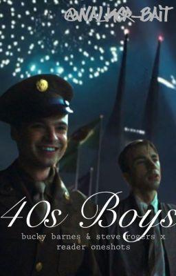 40s Boys - Bucky Barnes & Steve Rogers Oneshots - introduction