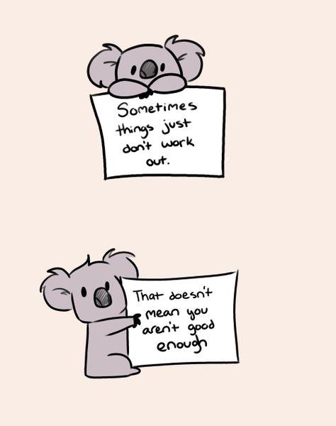 Motivational Koala