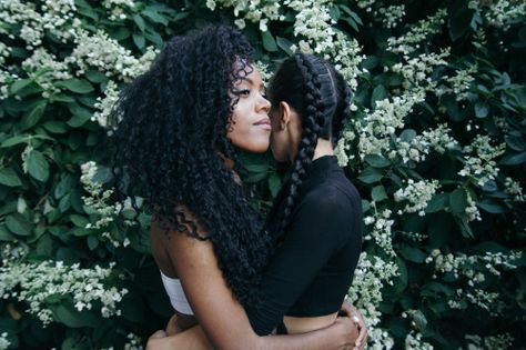 Black lesbians on tumblr