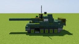 Hello This Is The Soviet T 55 Main Battle Tank It Was The Main Tank In The Soviet Army And Armies In In 2020 Minecraft Designs Minecraft Projects Minecraft Creations