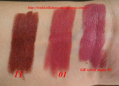 List Of Pinterest Golden Rose Velvet Matte Crayon Lip Colors Images