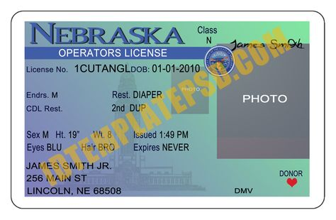 This Is Massachusetts Usa State Drivers License Psd Photoshop
