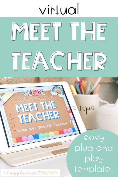 3rd Grade Classroom, Preschool Classroom, Future Classroom, Kindergarten, Classroom Websites, Classroom Ideas, Teaching Boys, Teaching Ideas, Meet The Teacher