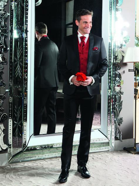 costume marié noir blanc rouge - Bing images  d4af84d60e9