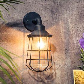 Aplique Inspire Ikitos Apliques De Exterior Paredes Iluminadas Iluminacion Exterior