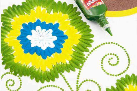 Camiseta de flores - Portal de Artesanato - O melhor site de artesanato com passo a passo gratuito
