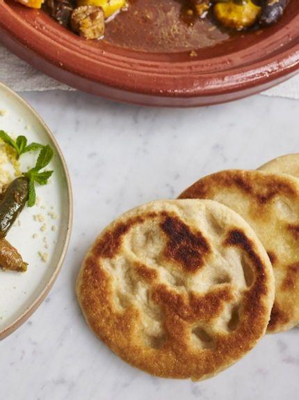 Homemade Flatbreads Recipe In 2020 Food Recipes Bread Recipes