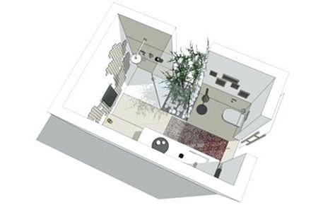 Die Besten 25+ Grundriss Badezimmer 6 Qm Ideen Auf Pinterest   Badezimmer 4  5 Qm