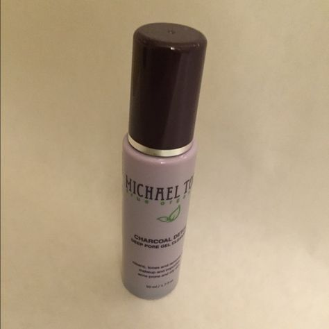 Michael Todd charcoal detox cleanser Travel size! This is brand new!! You get so much for the smaller size  Michael Todd Makeup