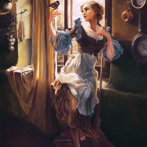 Cinderella's New Day