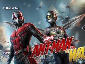 Ant Man And The Wasp 2018 Download Hindi Dual Audio 720p Bluray