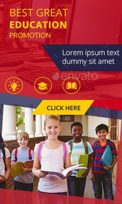 Education Ads Banners - AR #Ads, #Education, #AR, #Banners