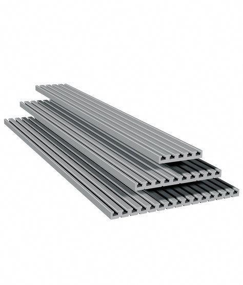 80//20 T Slot Aluminum Extrusion 15 S 1517 x 36 N
