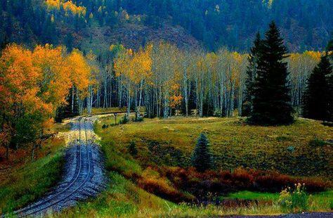 Chama New Mexico, USA