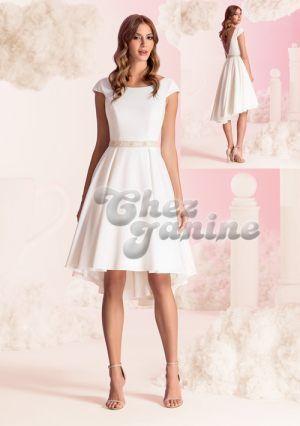Boutique Chez Janine Brautmode Brautkleider Und Festmode Fur Sie Und Ihn Kurz Brautmode Brautkleid Kurz Kleider