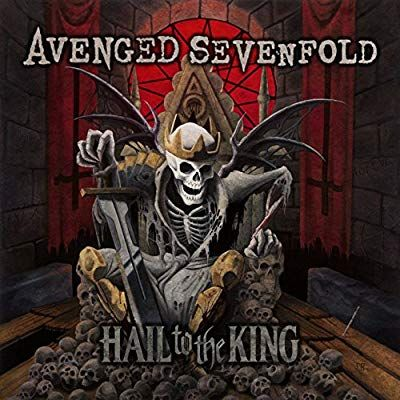 Avenged Sevenfold Hail To The King 2lp W Digital Download