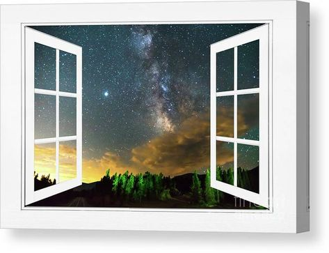 Pictures Canvas 120 x 80 cm Window View Dune Wall Art Picture 5007