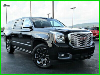 2020 Gmc Yukon Denali Ultimate Black Edition 2020 Yukon Xl Denali