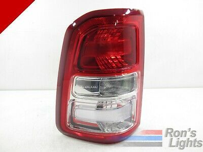Oem 2019 2020 Dodge Ram Halogen Tail Light Lh Left Driver Tail Light Dodge Ram Led Tail Lights