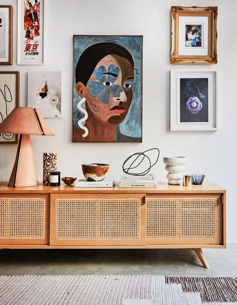 How Does A Stylist Create Their Own Dream Residence?  Art | Styled Space | Interior Design
