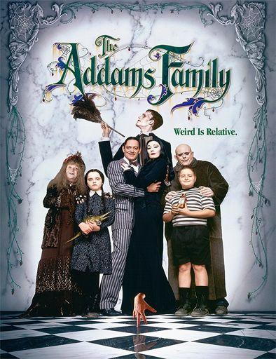 Poster De The Addams Family Los Locos Addams Family Movie Poster Best Halloween Movies Addams Family Movie