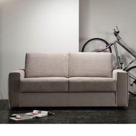 Divano Letto Con Materasso 20 Cm.Divano Letto Con Materasso Alto H 21 Cm Modello Ellington Sofa