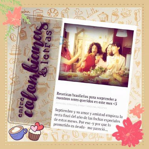 Pin En Entre Colombianas Y Letras Nuestro Blog