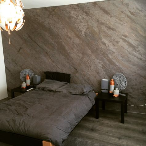 Dulux casa pulita pittura per interni antimuffa rimuove e protegge da muffe e funghi,. Pareti Con Pitture Particolari