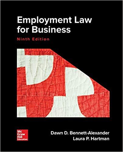 Employment Law For Business 9th Edition Ebook Ebook Details