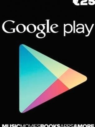 Google Play Gift Card 25 Eur Germany G2a Com In 2021 Google Play Gift Card Google Play Gift Card
