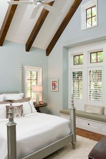 """Benjamin Moore Color...""""wales gray."""" A mid-tone gray that is ageless. At times it casts a bluish-green hue over the room, depending on the light. Beautiful color."""