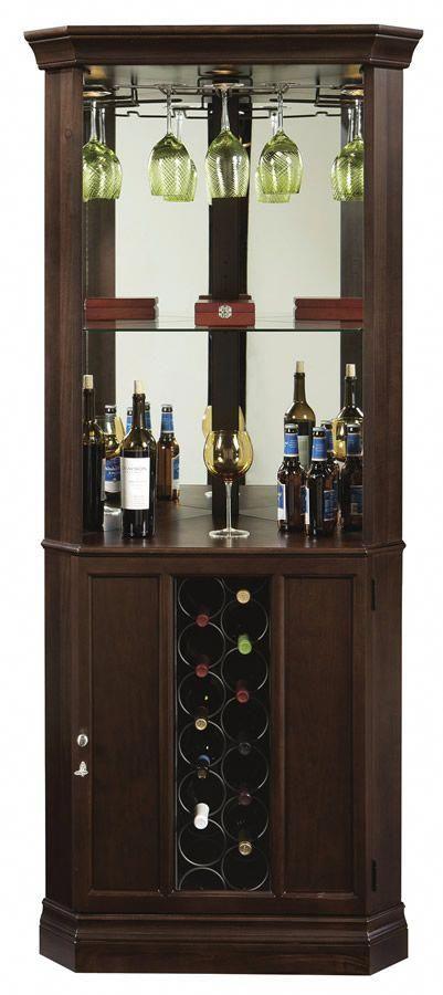 690007 Traditionally Styled Wine Bar Cabinet Piedmont Winebar