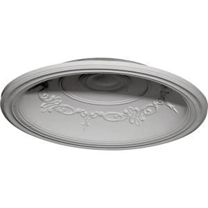 Ekena Millwork 38 1 2 In Odessa Recessed Mount Ceiling Dome Dome38od The Home Depot In 2020 Ceiling Domes Ekena Millwork Decorative Ceiling Tile