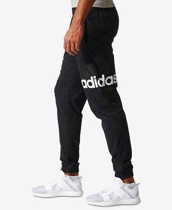 adidas Men's Essentials Jersey Pants & Reviews - Activewear - Men ...