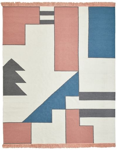 3x5 270 Lulandgeorgia Com Inez Rug By Claire Zinnecker Rugs Abstract Rug Rugs Design