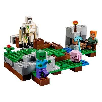 Lego 21123 Minecraft Iron Golem