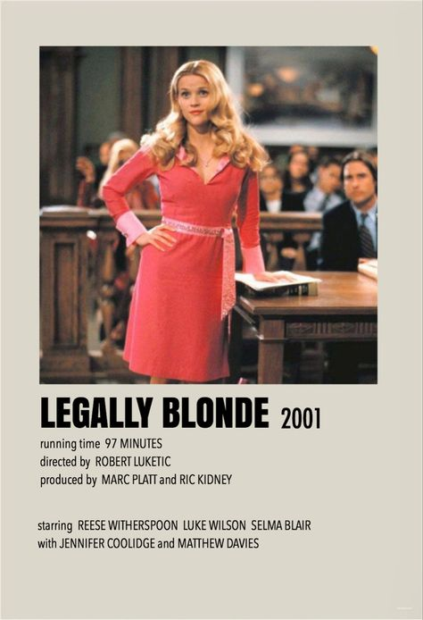 Legally blonde by Millie
