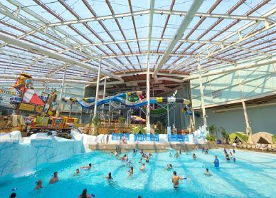 Camelback Lodge Aquatopia Indoor Waterpark Voted 1 By Usa Today Indoor Waterpark Indoor Water Park Resorts Water Park