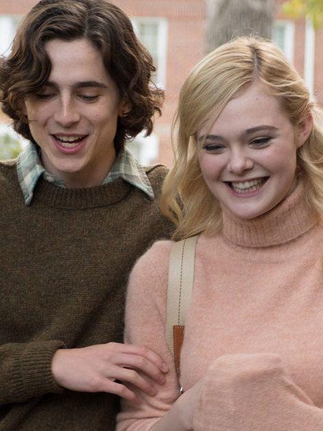 Decouvrez La Bande Annonce Du Nouveau Woody Allen Cinema Couple De Cinema Elle Fanning Actrice