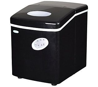 Newair 28 Lb Portable Countertop Ice Maker Qvc Com In 2020