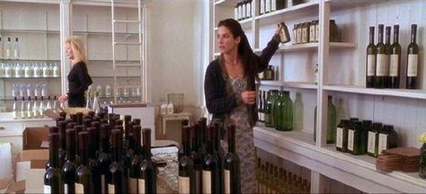 Sally's store, Verbena, from the movie Practical Magic.
