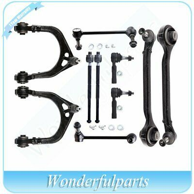 Ad Ebay All 10 Pair Steering Front Tie Rod End Sway Bar Kit For