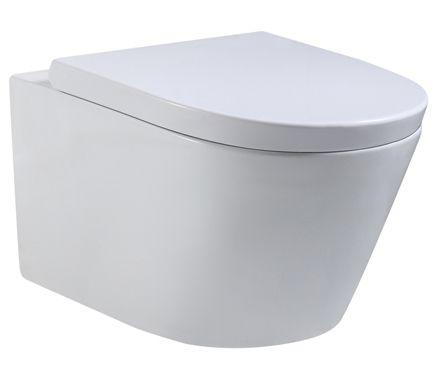 Pack Inodoro Con Salida Horizontal Sensea Compacta Suspendido Leroy Merlin Bath Vanities Trash Can Small Trash Can