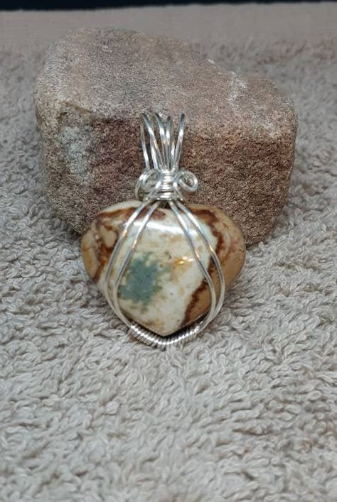 Gemmy Rhodochrosites Necklace Gold Plated Textured Sterling Silver Crystal Charm Pendant