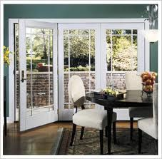 Charming Triple French Patio Doors