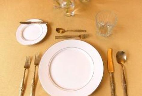 Seriously Simple Dining Etiquette Guide, American And